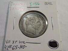 I156 Denmark 1892 Krone