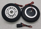 JP Hobby 136mm Heavy Duty Electric Brake System 8mm Shaft for RC Warbird Jets