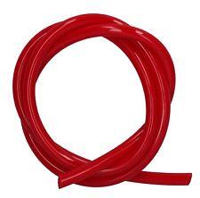 MOOSE Tubo De Ventilación Manguera gasolina überlaufschlauch Rojo 7,9mm x 11,2mm