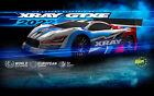 XRA350603  XRAY GTXE'22 - 1/8 GT Electric On-Road Touring Car Kit