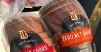 Keto friendly bread ZERO NET CARBS: Ships within 2 hours guaranteed! 2 Loaves