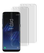 2 x tanques lámina Samsung Galaxy s8 plus TPU 3d completamente borde protector pantalla Lámina