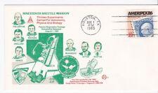 SPACELAB 2 PLASMA DIAGNOSTICS HOUSTON, TEXAS 8/1/1985