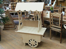 Childrens Candy Cart Wedding Sweet Cart Christening Cart, ideal for celebrations