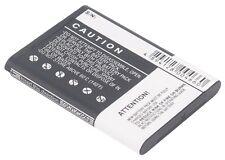 3.7v Batteria per Vivitar dvr850w dvr-850w v8027 bli-885 750mah NUOVO