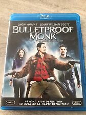 Bulletproof Monk BLU-RAY (Like New, Original, No Copy) Sean William Scott