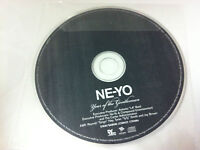 Ne Yo - Year of the Gentleman R & B Music CD Album 2008 - DISC ONLY in Sleeve