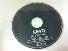 Ne Yo - Year of the Gentleman R & B Music CD Album 2008 - DISC ONLY in Sleeve