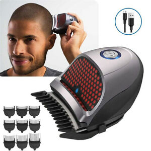 Self-Haircut Kit Electric Hair Clippers Rechargeable Hair Shaving Machine