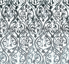 DESIGNERS GUILD FABRIC ARABESQUE GRAPHITE Fabric - FDG2690/02