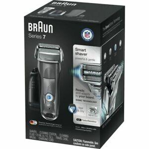 Braun 7865cc Series 7 Cordless Rechargeable Men's Electric Shaver