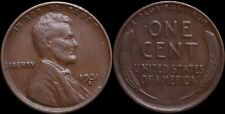 1931-S Lincoln Wheat Cent - Semi Key Date