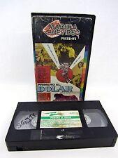 VHS - PRIMERO EL DOLAR 1985 David Reynoso Susana Salvat Enrique Rocha Pedro