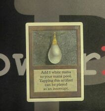 1 Mox Pearl - Unlimited MtG Magic Artifact Rare old school 93/94