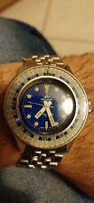 Philip Watch Caribbean 1500 professional ref.716 vintage anni 60