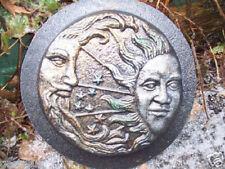 gostatue eclipse plastic mold concrete sun moon  mould