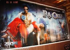RA. ONE  SHAHRUKH KHAN  GIANT 52 X 106 SIX SHEET BOLLYWOOD  POSTER NO. 2