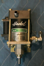 Haskel Air Driven Hydraulic Pump Mod Ms 71 711 Ratio 8k Psi Max