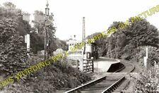 Juniper Green Railway Station Photo. Colinton -Currie. Edinburgh to Ravelrig (1)