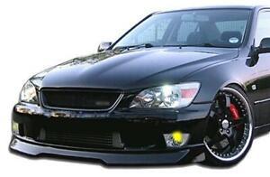 KBD Body Kits GR Spec 1 Pc Polyurethane Front Lip For Lexus IS300 2000-2005