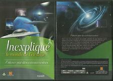 DVD - INEXPLIQUE  MONDE DE L' ETRANGE ENLEVER PAR DES EXTRATERRESTRES COMME NEUF