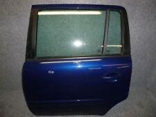 Porte porte 4t arrière gauche z21b/ultrablau OPEL zafira B (a05) 1.9 CDTI