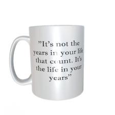 Life quote mug ref1084.