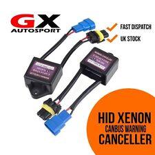 XENON HID KIT H7 H1 H3 H11 HB4 H4 9006 CANBUS ERROR DECODER CANCELLOR CANCELLER