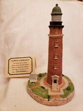 Harbour Lights 132 Ponce de Leon, Fl Lighthouse, Coa, Box #1174 c.1993