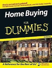 Home Buying for Dummies by Ray Brown and Eric Tyson (2006, Paperback, Revised)