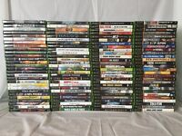 Massive Original Xbox Games Collection. Limited Editions, Rare Games, and More.