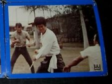 Orig FIST OF FURY BIG BOSS BRUCE LEE Country Of Origin HONG KONG Lobby Card #6