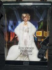 Vintage 2000 Barbie as Marilyn Monroe! Hollywood Premiere! 1st In Series! NIB!