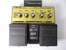 Boss WP-20G Wave Processor Synthesizer Effects Pedal for GK Enabled Guitars