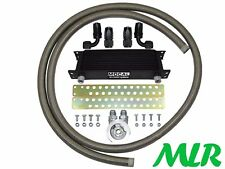 CORSA ASTRA 2.0 16V CALIBRA TURBO S/S BRAIDED HOSE OIL COOLER KIT ZQMBFK-M18