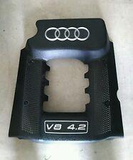 2000-2003 Audi A8 Quattro 4.2L Plastic Upper Engine Cover V-8