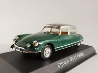 Citroen Ds21 Pallas 1967 Green 1/43 Norev 157008 Citroën DS 21