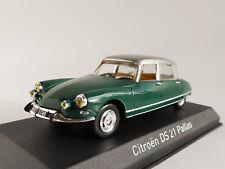 Citroën DS21 PALLAS 1967 vert 1/43 NOREV 157008 CITROEN DS 21