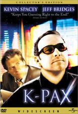 USE DVD // K-Pax -  Kevin Spacey, Jeff Bridges, Alfre Woodard, Mary McCormack, P