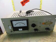 Vintage Hp 400hr Vacuum Tube Voltmeter Hewlett Packard 4w 23