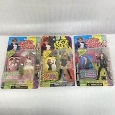 McFarlane Austin Powers Action Figures lot of 3 New Felicity / Fembot / Vanessa