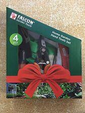 FALCON PR. GARDEN TOOL 4 PCS SET -FGT-42