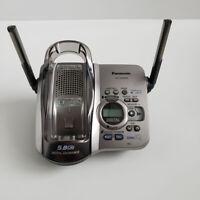 Panasonic KX-TG5453M 5.8 GHz Charging Base Handset Locator Caller IQ