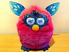 Furby Boom Pink/Purple/ Crystal Blue Interactive Electronic Pet, Hasbro 2012