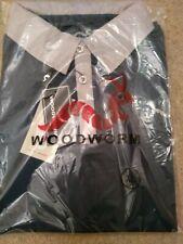Mens woodworm golfing t shirt brand new size xl