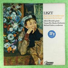 Liszt - Piano Concertos No.1 E Flat & No.2 In A major, Brendel, Gielen TV34215DS