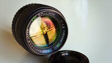 VERY RARE EBC X-Fujinon 50mm 1.2 / f=50mm 1:1=1.2 DM VINTAGE LENS