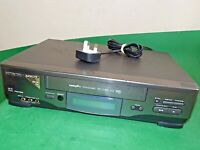HITACHI VCR VHS VIDEO CASSETTE RECORDER Vintage VT-F545E Smart Fully Tested