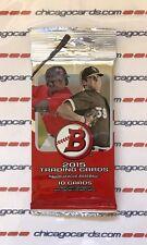 2015 Bowman Baseball Pack 2 Chrome (Kris Bryant Kyle Schwarber Refractor Auto)?
