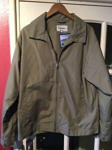 Bnwt Mens Champion Birkdale Machine Washable Lightweight Jacket Size Large